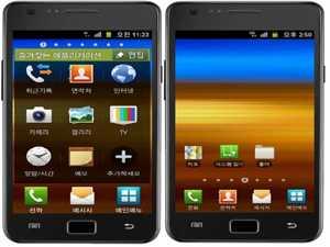 ���� �����: ����� ���� ������ ������� Samsung Galaxy II
