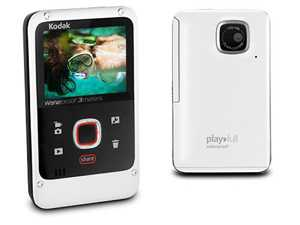 Kodak Waterproof تسمح بتصوير فيديو