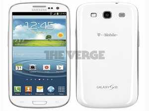 ���� �����: ���� T-Mobile ����� ��� ����� �������� ����� Galaxy S III